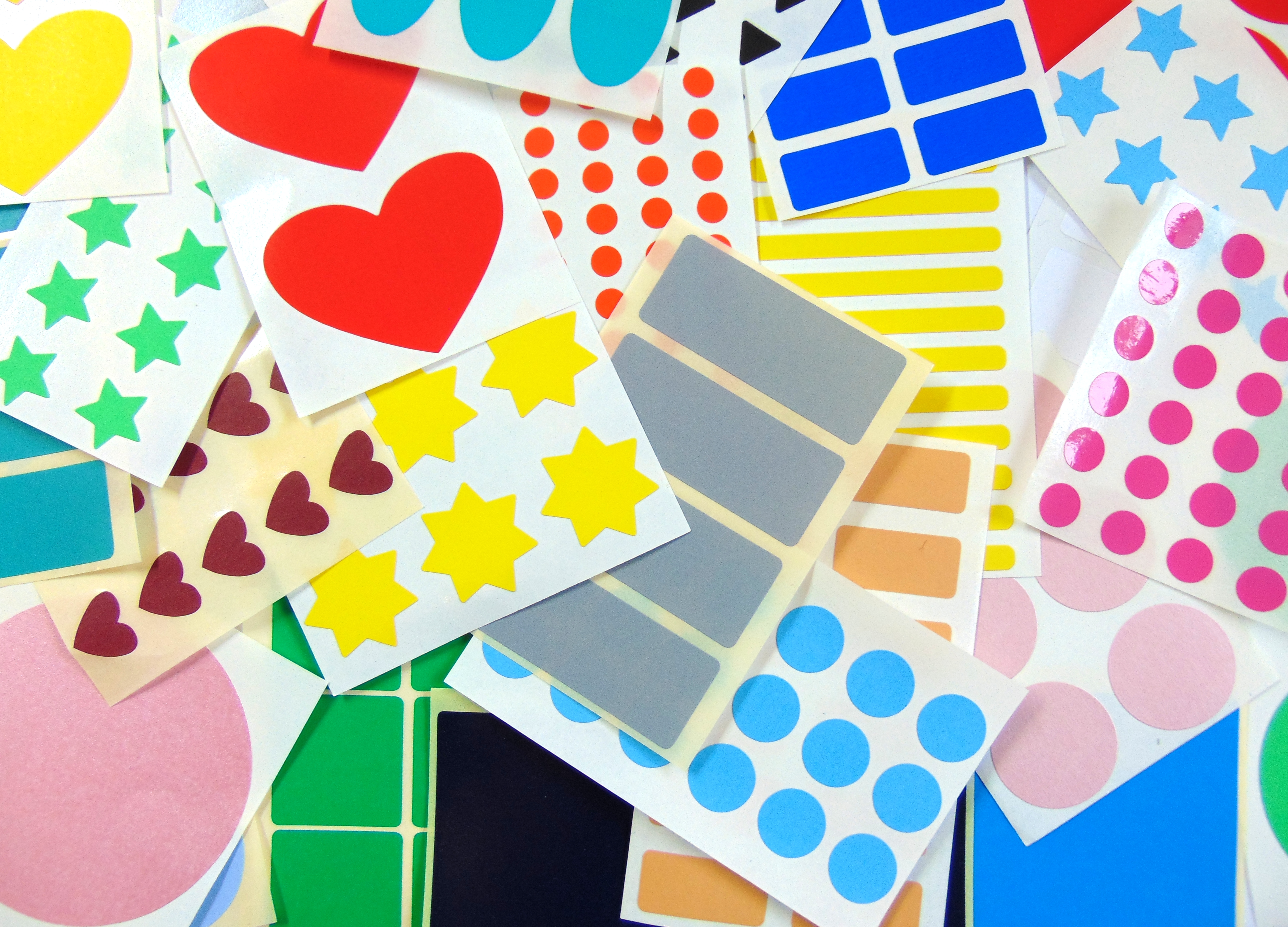 Download Colour Code Labels & Stickers for sale - Minilabels
