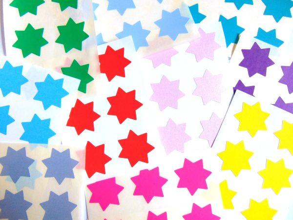 Colour Code stars